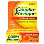 Campho-phenique Cold Sore Treatment- .23 oz