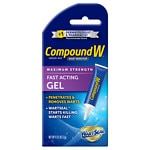 Compound W Wart Remover Gel- .25 oz