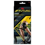 FUTURO Sport Moisture Control Knee Support, Large