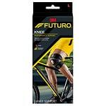 FUTURO Sport Moisture Control Knee Support, Large- 1 ea