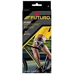FUTURO Sport Moisture Control Knee Support, Small- 1 ea