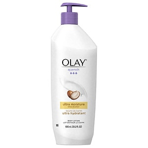 Olay Quench Ultra Moisture Body Lotion- 20.2 fl oz