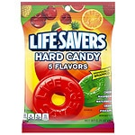 LifeSavers Candy, 5 Flavor- 6.25 oz