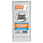 Right Guard Xtreme Defense 5, Antiperspirant & Deodorant