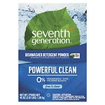 Seventh Generation Automatic Dishwasher Detergent, Free & Clear