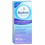 Replens Long-Lasting Vaginal Moisturizer, 14 applications (1 reusable applicator)- 1 ea