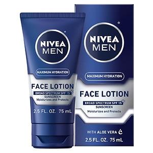 Nivea Men Original Protective Lotion- 2.5 oz