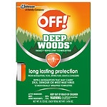 Deep Woods Off! Insect Repellent Towelettes- 12 ea