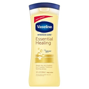 Vaseline Intensive Care Total Moisture Clean Feeling Lotion