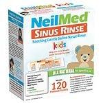 NeilMed Sinus Rinse Pediatric Refill Packets