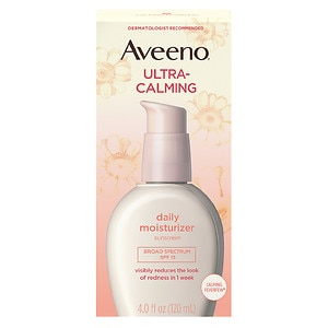 Aveeno Daily Moisturizer, Ultra-Calming, SPF 15&nbsp;
