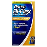 Osteo Bi-Flex Triple Strength Glucosamine Chondroitin MSM with 5-Loxin, Caplets