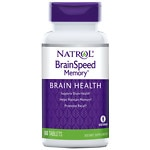 Natrol brainSpeed Memory, Tablets- 60 ea