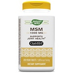 Nature's Way MSM 1000mg Pure OptiMSM, Tablets