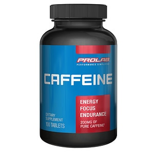 Prolab Caffeine, 200mg, Tablets