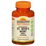 Sundown Naturals St. John's Wort, 300mg, Capsules- 150 ea
