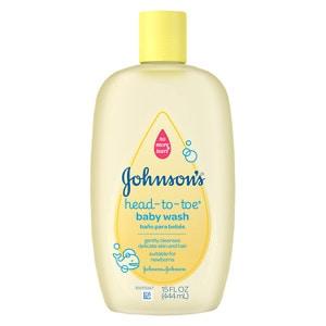 Johnson's Baby Head-to-Toe Wash, Original Formula