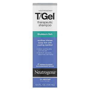 Neutrogena T-Gel Shampoo, Stubborn Itch Control- 4.4 fl oz