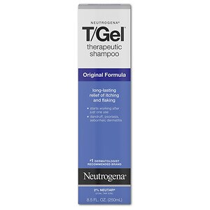 Neutrogena T-Gel Therapeutic Shampoo Original Formula