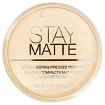 Rimmel Stay Matte Pressed Powder, Transparent- .49 oz