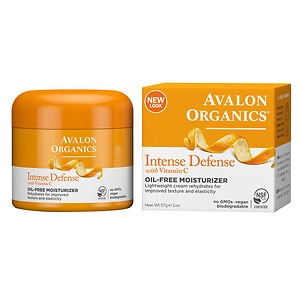 Avalon Organics Vitamin C Rejuvenating Oil-Free Moisturizer- 2 oz