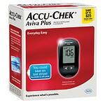 Accu-Chek Aviva Plus Diabetes Monitoring Kit