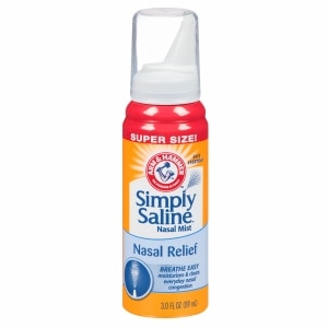 Simply Saline Sterile Saline Nasal Mist