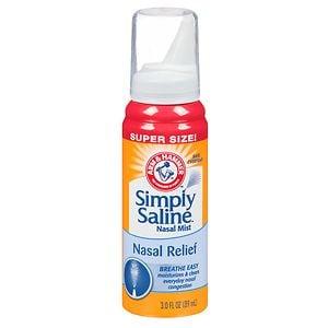 Simply Saline Sterile Saline Nasal Mist- 3 fl oz