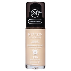 Revlon Colorstay for Combo/Oily Skin Makeup, Buff 150- 1 fl oz