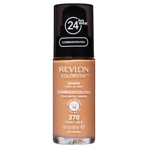 Revlon Colorstay for Combo/Oily Skin Makeup, Toast 370