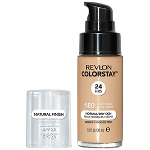 Revlon Colorstay for Normal/Dry Skin Makeup with SoftFlex, Sand Beige