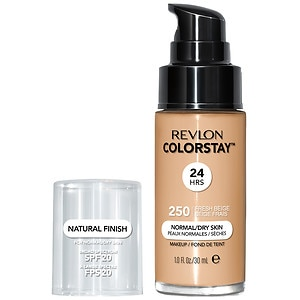 Revlon Colorstay for Normal/Dry Skin Makeup with SoftFlex, Fresh Beige 250