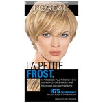 L'Oreal Paris La Petit Frost Hi-Precision Pull-Through Cap Highlights, La Petite Frost H75- 1 ea