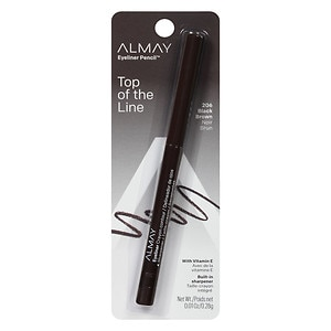 Almay Amazing Lasting 16 Hour Eye Pencil, Precise Black Brown