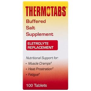 Thermotabs Salt Supplement Buffered Tablets- 100 ea