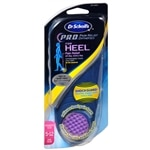 Dr. Scholl's Heel Pain Relief Orthotics, 5-12