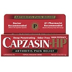 Capzasin HP Arthritis Pain Relief, Creme