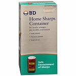 BD Home Sharps Container- 1 ea