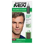 Just For Men Shampoo In Hair Color, Medium Brown 35- 1 ea