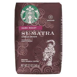 Starbucks Sumatra, Ground