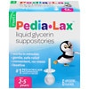 Fleet Children's Pedia-Lax, Liquid Glycerin Suppositories For Ages 2-5 years