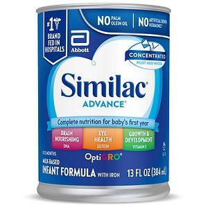 Similac Advance Formula, Concentrated Liquid at Sears.com