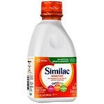 Similac Sensitive, Lactose Free Infant Formula with Iron, Ready to Feed- 32 fl oz