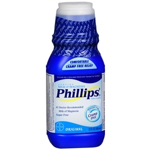 Phillips Milk of Magnesia, Original