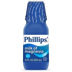 Phillips Milk of Magnesia, Original- 12 fl oz
