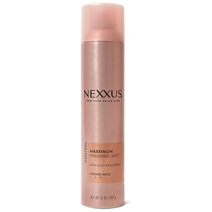 Nexxus Maxximum Hold Finishing Mist Hairspray- 10 oz