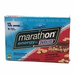 Snickers Marathon Energy Bar, Chewy Chocolate Peanut