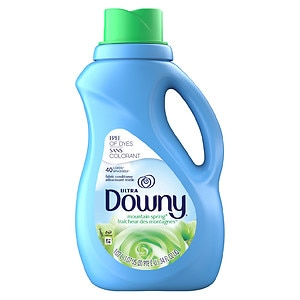 Downy Ultra Concentrated Fabric Softener, 40 Loads, Mountain Spring