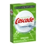 Cascade Dishwasher Detergent Powder with the Grease Fighting Power of Dawn, Fresh Scent- 2.81 lb