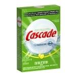 Cascade Dishwasher Detergent with Dawn, Powder, Lemon Scent
